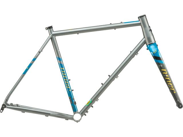 Niner RLT 9 Steel Frameset baja blue _x000D_